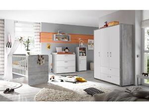 babyzimmer frieda 7 teilig kinderzimmer komplett set baby erstausstattung 110267 ebay. Black Bedroom Furniture Sets. Home Design Ideas