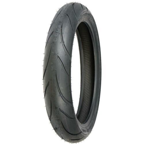 011 Verge Radial Front Tire 87-4081 Shinko 120//70ZR17`