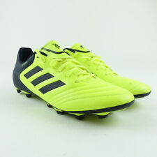 c7cd9f4a907ce2 Adidas Size 13 Soccer Cleats Mens Copa 17.4 FxG Shoes Yellow Black S77162