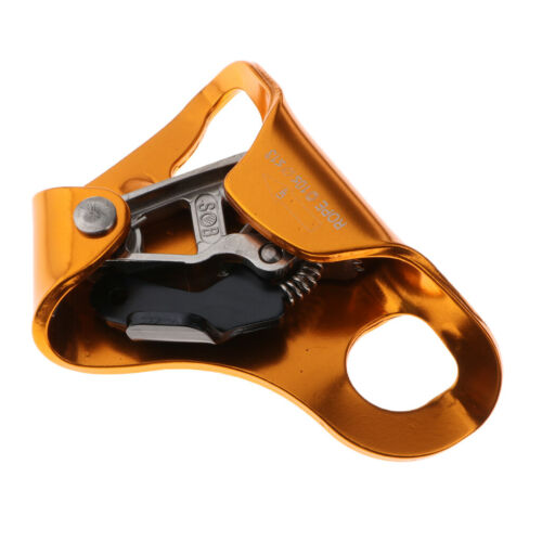 Tree Rock Climbing Chest Ascender Abdominal for Vertical Rope Ascender Belay