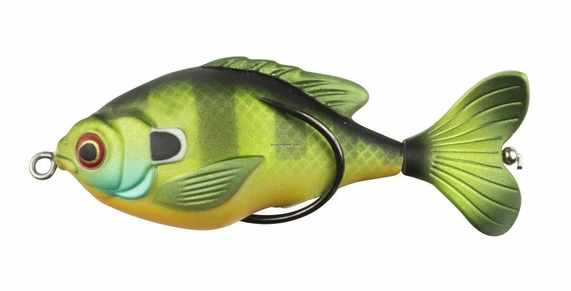 NEW 2018 Lunkerhunt Sunfish Propfish Pumpkin Seed SUNPRF03