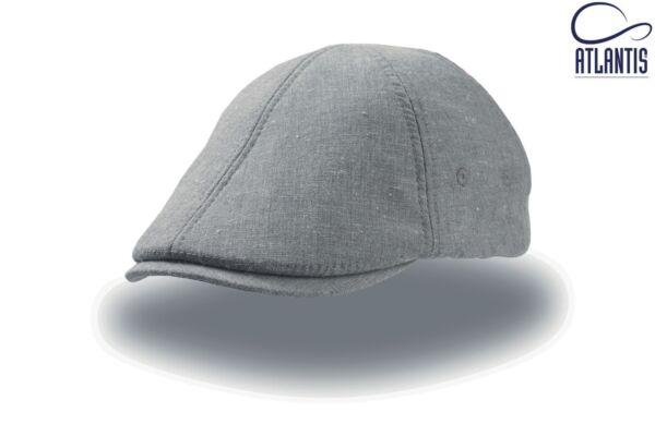 Coppola STIFFER grigio ATLANTIS lino poliestere cappello PRIMAVERA ESTATE  Gatsby db66ca9085ac