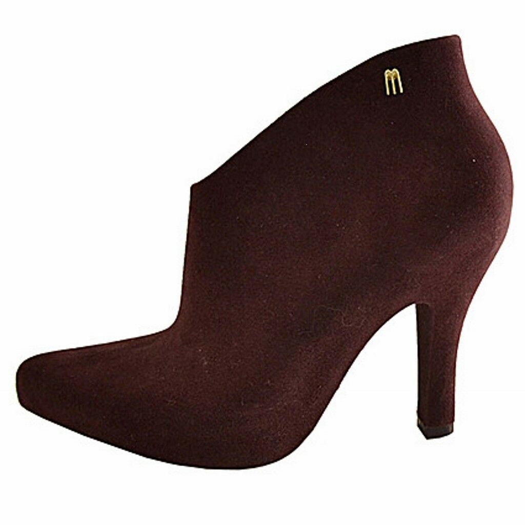 Melissa chaussures à lacets en velours Drame, drame chaussures TAILLE 37