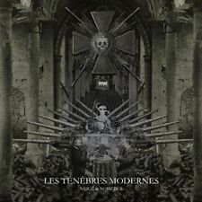 Neige et Noirceur - Les Tenebres Modernes CD 2016 black metal Canada