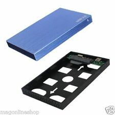 Blu UltraSlim 2.5 Inch SATA to USB 2.0 External Hard Drive Enclosure/case/casing
