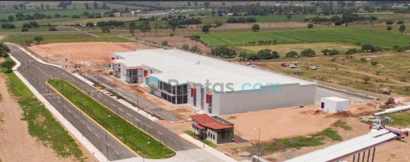 Nave Industrial en Parque Advance Queretaro