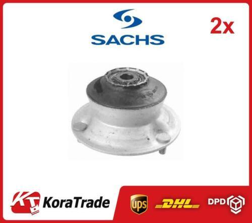 2x 802186 Sachs Delantero Amortiguador De Montaje Superior Conjunto De Cojín