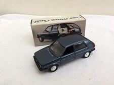 SCHABAK 1/43 VW  Golf   - dark blue   BOXED  (dealers issue)