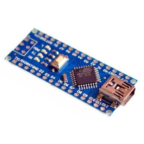 Nano V3.0 Modul ATmega328P Board 16M aufgebaut Arduino kompatibel nicht verlötet