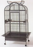 NEW Large Open Play Dome Top Parrot Cockatiel Macaw Conure Aviary Bird Cage 649