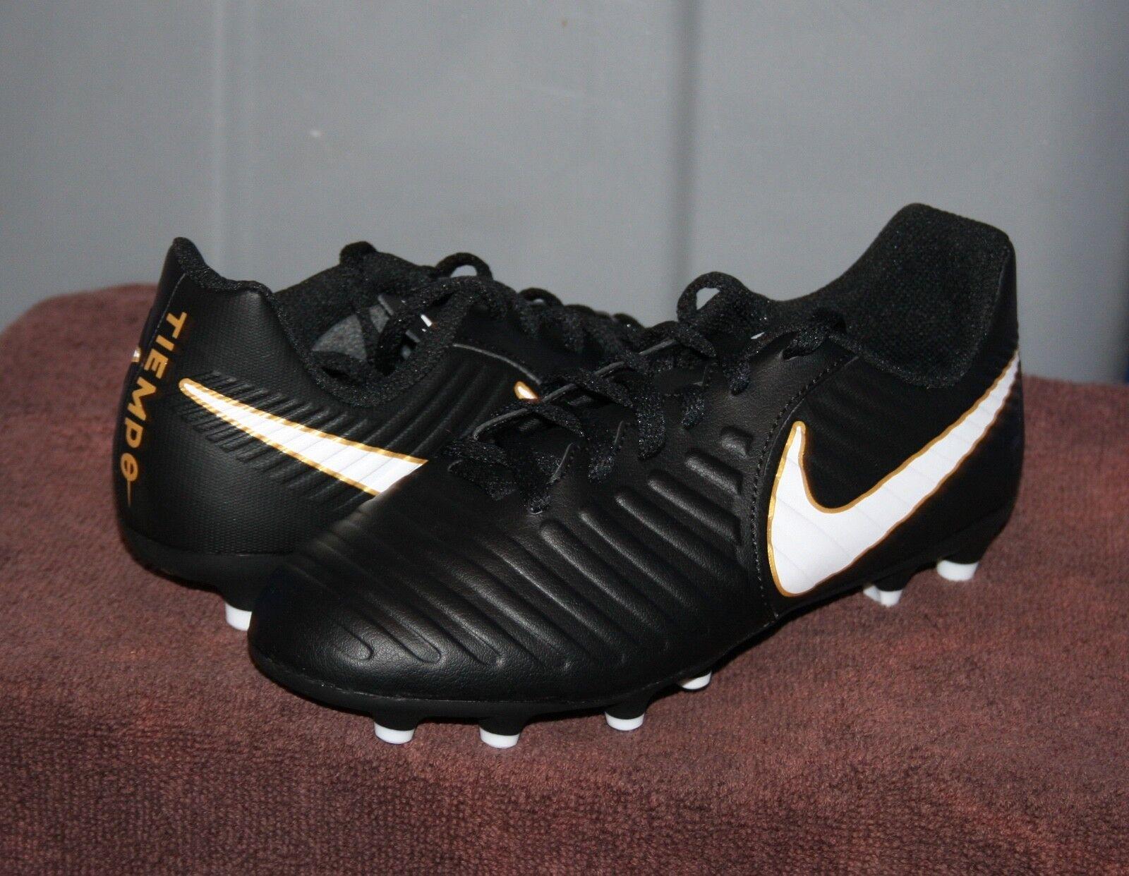 e9e8e2ccdbc517 Nike Jr Tiempo Rio IV FG Sz 3.5 Youth Soccer Cleats for sale online ...