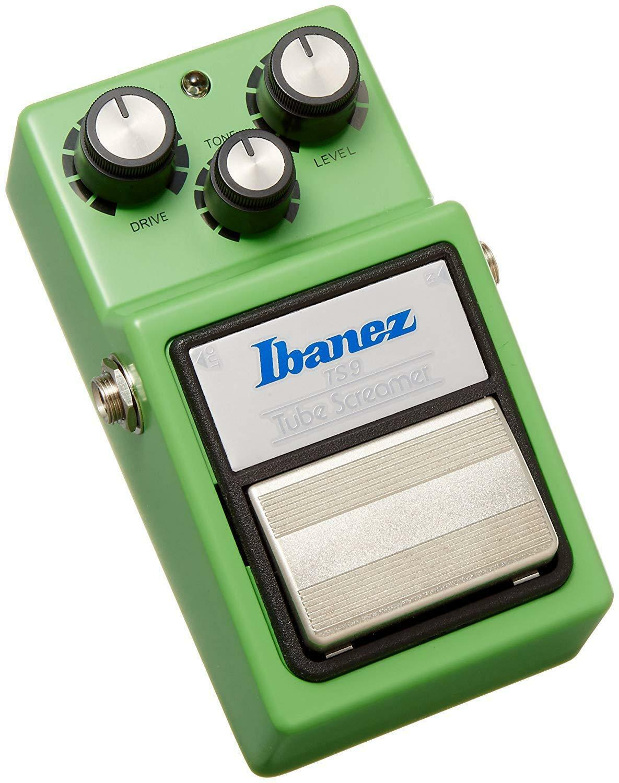 IBANEZ Tube Screamer TS-9 Guitar Effect Pedal Overdrive New in Box