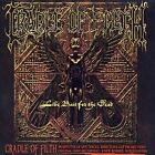 Live Bait for the Dead [PA] by Cradle of Filth (CD, Jan-2013, 2 Discs, Peaceville/Snapper)