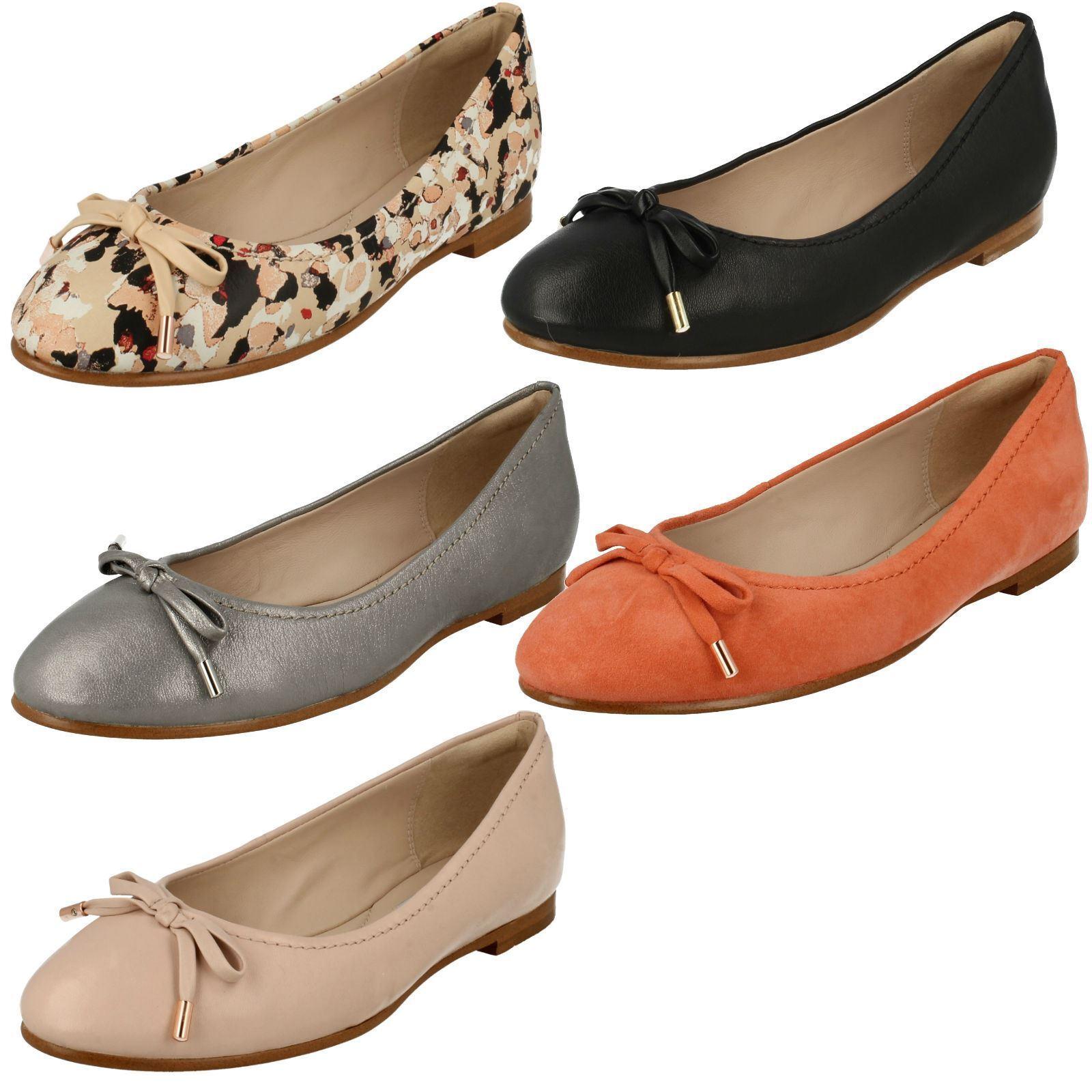 Cómodo y bien parecido Descuento por tiempo limitado Ladies Clarks Dolly Shoes Grace Lily