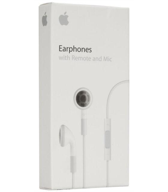 Auricolare Cuffie Apple MB770FEB Iphone 5 5s 5c 4s 4 3 SE