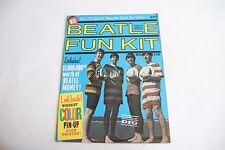 The Beatles exclusive vintage Beatle Fun Kit magazine 1964