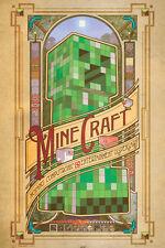 Minecraft - Computronic POSTER 60x90cm NEW * mine craft creeper pickaxe artwork