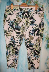 top fashion authentic first look LADIES DEBENHAMS COLLECTION CROP TROUSERS PETITE ...