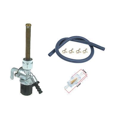 Schlauchanschluss Benzinhahn gerader Abgang passend für MZ RT125 SIMSON AWO IWL