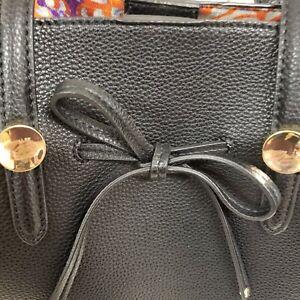 affordable price Nanette Lepore Arabelle Black Satchel Shoulder ...
