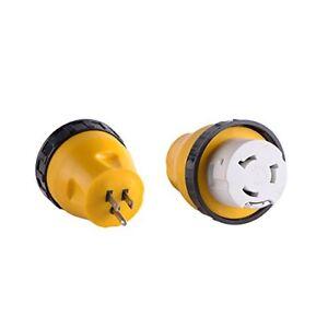 TruePower ARV15M50F - 15A Male to 50A Female Locking Adapter