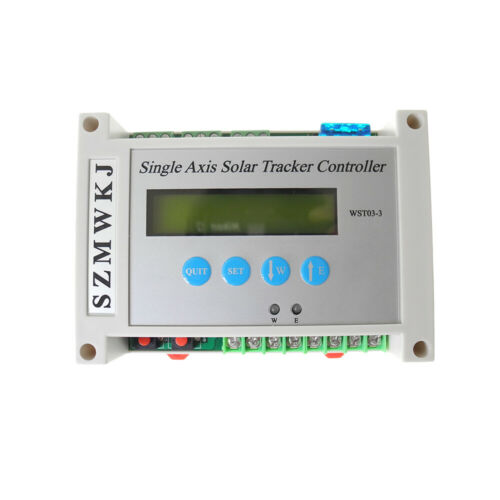 Single Axis Solar Tracker LCD Controller for Solar Panel Tracking Track Kits CL