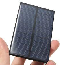 5V 1W 200mAh Mini Solar Panel Module System DIY For Light Battery Cell Charger
