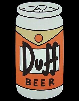 "TIN SIGN /""Bud Rust/""  Beer Mancave Wall Decor"