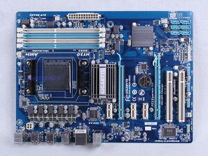 Gigabyte GA-970A-DS3 V1.1 Motherboard AMD 970 Socket AM3 DDR3 | eBay