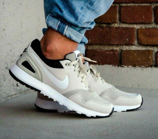 promo code 870fd 03be7 Nike Air Vibenna SE Running Shoes 902807 001 Mens Size 10 Pale Grey/White