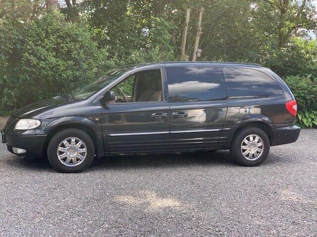 Chrysler Grand Voyager, 3,3 Limited, Benzin