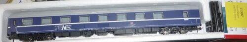 WLABsm TEN Schlafwagen DB blau  HERIS 11307 H0 1:87 B2C2 å *