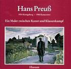 Hans Preuss von Jörn Barfod und Ronny Kabus (1996, Gebundene Ausgabe)