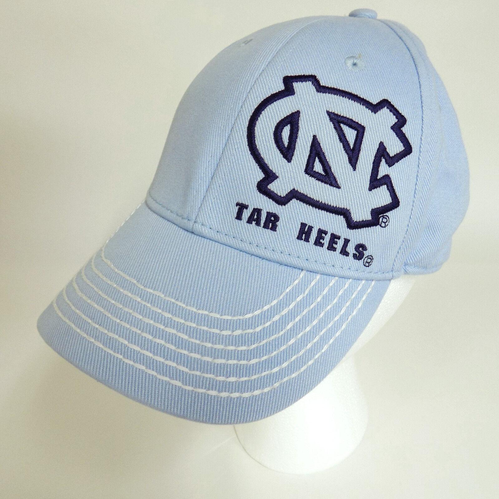 NC TAR HEELS College Blue NCAA Hat ADJUSTABLE Carolilna Blue College Cap 2e485b