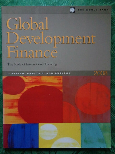 Global Development Finance: The Role of International Banking155 pages Paperback