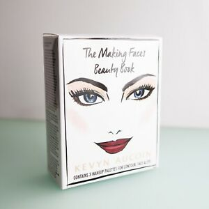 NEW-Kevyn-Aucoin-Beauty-The-Making-Faces-Beauty-Book-RETAIL-PRICE-75