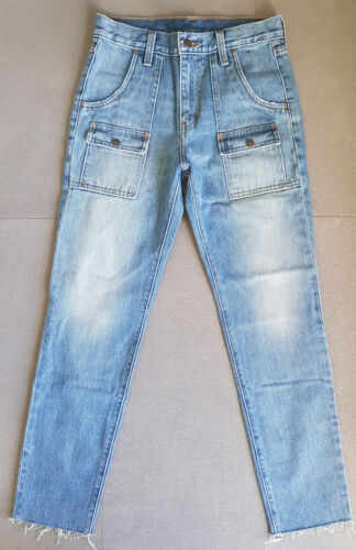 W27 Jeans Outback West Out 0000 Leg Damen Levi's Way 28343 Levis Slim qP4t1Pr
