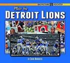 Meet the Detroit Lions by Zack Burgess (Hardback, 2016)