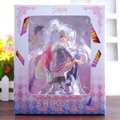 KOTOBUKIYA No Game No Life Shiro 1/7 Bishoujo STATUE PVC Figure New In Box