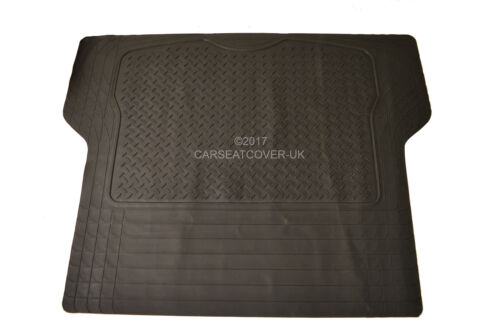 RUBBER CAR BOOT MAT LINER COVER PROTECTOR Mercedes C-Class AMG 11-15