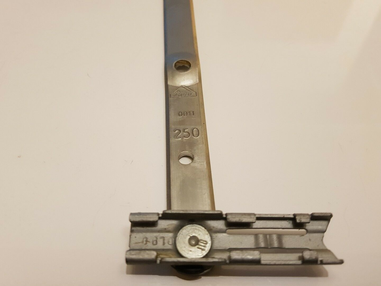 150//250  ;  Gr Roto Axerarm NT 250 ; 12//20-13 DIN Links
