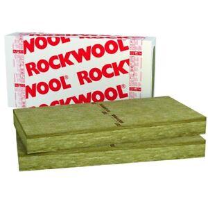 40mm Rockwool Steinwolle Fassaden Laibung Dämmung Putzträgerplatte Dämmplatte