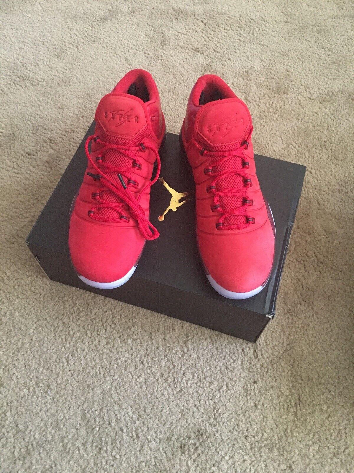 Men Air Jordan Super.Fly 2017 Gym rosso rosso rosso nero 921203-601 23c6c7