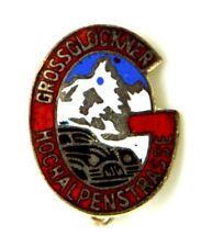 Spilla Grossglockner Hochalpenstrasse (Ges. Gesch. Wien) cm1,6 x 2
