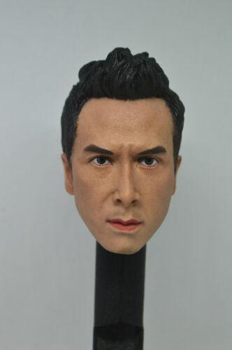 Fist of Fury ChenZhen Donnie Yen Head Sculpt 1//6 Fit 12/'/' Action Figure Model
