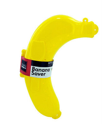 Banana Saver Case Holder Protector w/ Mini-fork - Fast US Shipping!