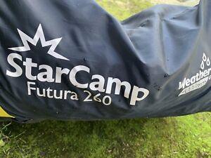 StarCamp Futura 260 Caravan Porch Awning, GRAB A BARGAIN ...