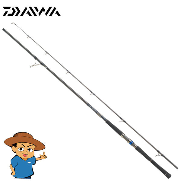 Daiwa SHORE SPARTAN 100XXH 10' Extra Ultra Heavy shore casting spinning rod pole