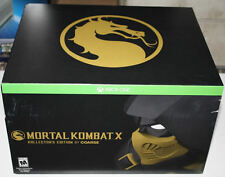 Mortal Kombat X Kollector''s Coarse Edition Xbox One New Xbox One, xbox_one