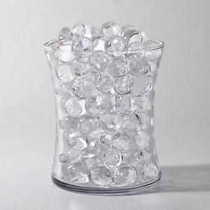 8mm Transparent Glass Half Sphere Ball Vase Bowl Decoration *PACK SIZES VARY
